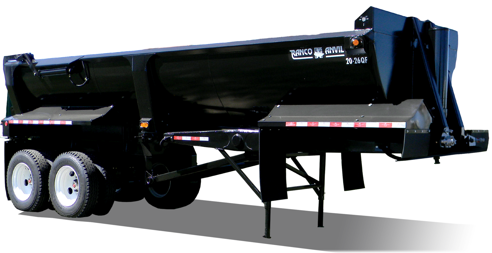 Ranco Anvil Quarter Frame End Dump Trailer
