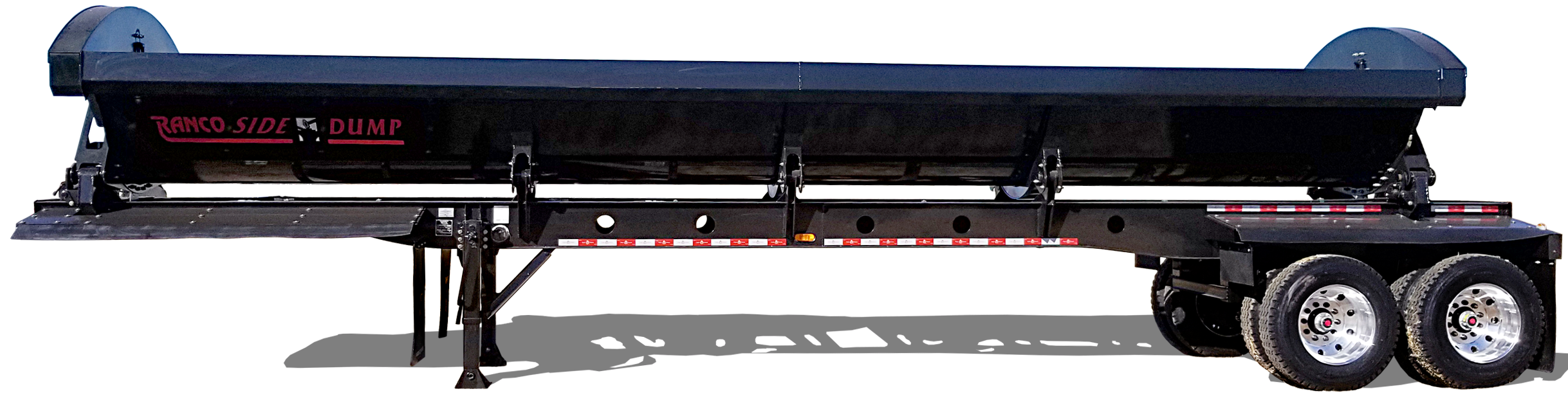 Ranco SD22-42-2 2-Axle Side Dump