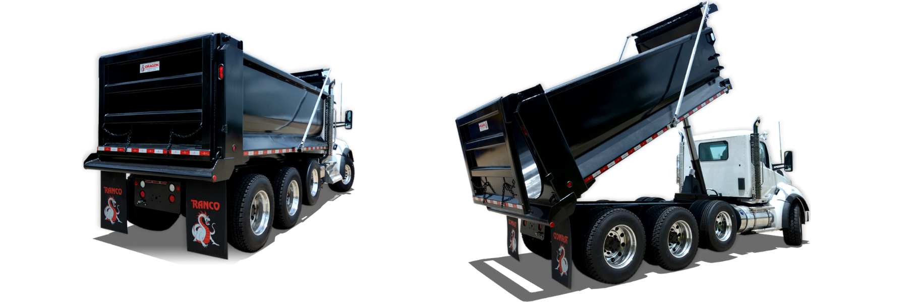 Ranco Dump Body Trailer