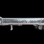 Vantage T-91 Aluminum End Dump Trailer